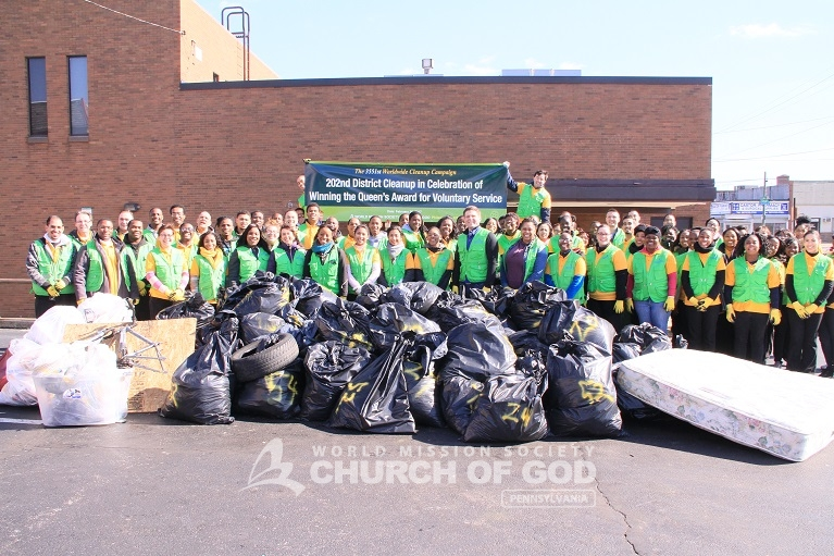 Castor Avenue Cleanup