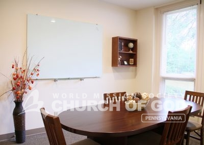 World Mission Society Church of God In Philadelphia Study Room